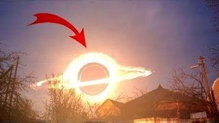 5 Strange Phenomena in the Sky Caught on Camera