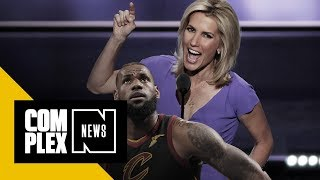 Fox News Host Roasted for Awful Take on LeBron James and Kevin Durant
