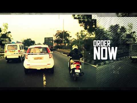 Kaiek | *PROMO*  The Riders LED lit and Bike Synced Jacket. Designed in Chennai