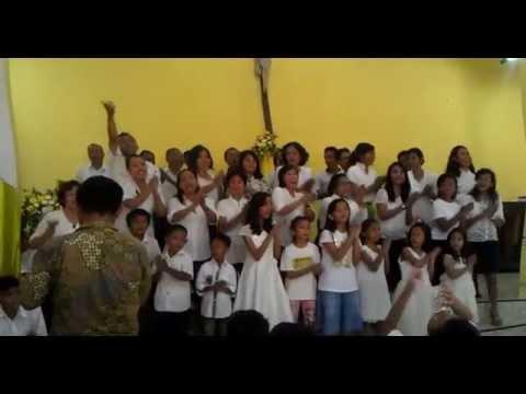 Lagu Alleluia versi Batak
