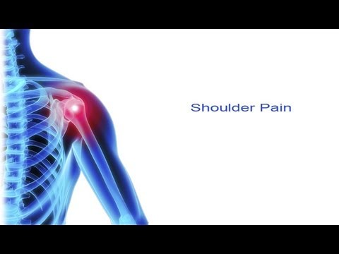 5 Steps to Shoulder Pain Relief