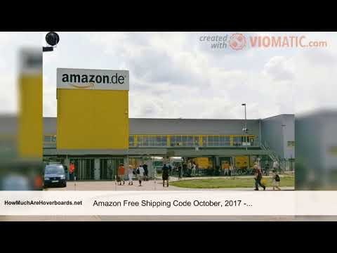 Free Amazon Shipping Code 2017 - Amazon Free Shipping Coupon Code