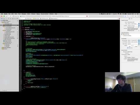 Swift iPhone Game Programming Tutorial - 11 - Starting Wall Generation