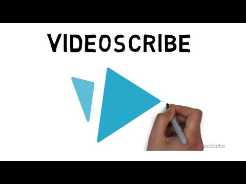 How to use VideoScribe - Videos that draw themselves
