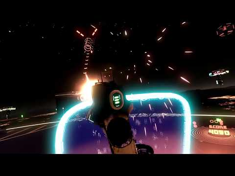 Space Pilot Trainner  Mixed Reality Gameplay