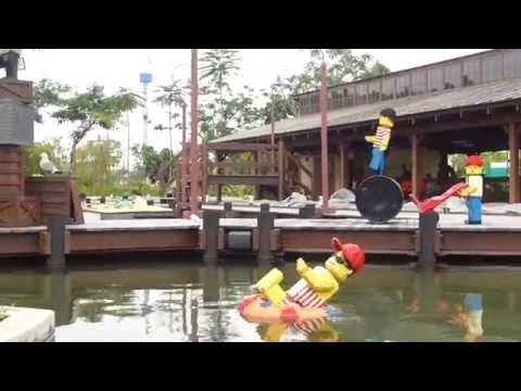 LegoLand Malaysia - Boating School