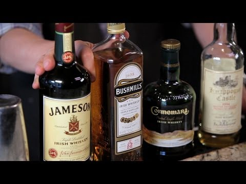 What Are Famous Irish Whiskeys? | Whiskey Guide