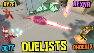 THE POWER OF DUELISTS #6 - VALORANT
