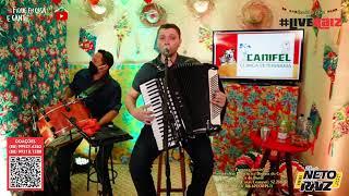 FORRÓ DI RAIZ - LIVE SOLIDÁRIA - #LiveRaiz  - Arraiá do Chico, o ensaio