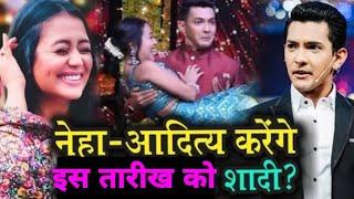 neha kakkar and aditya narayan wedding proposal   Love story  NOOK POST