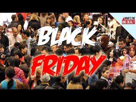 Black Friday is Bullshit