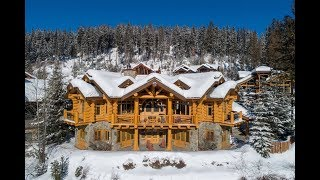 Artistically Crafted Log Residence In British Columbia, Canada | Sotheby
