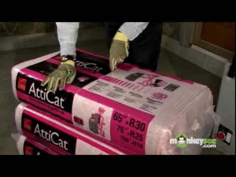 Adding Loose Fill Insulation to an Attic