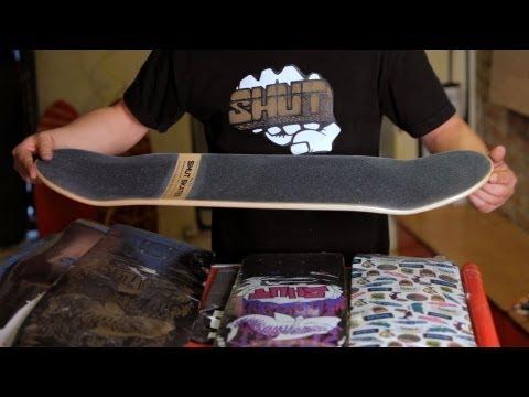 5 Skateboard Sizes & Shapes | Custom Skateboard