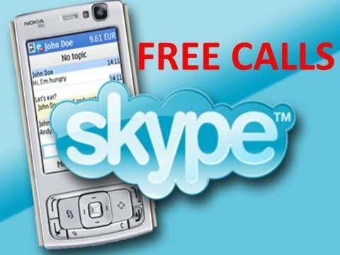 How To Make FREE Calls On Skype