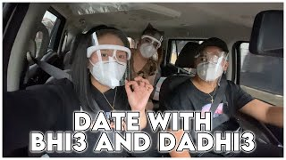 VLOG 096 DATE WITH BHI3 AND DADHI3