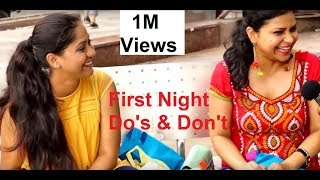 First Night  Tips & Advice   DKD   Indian Wedding