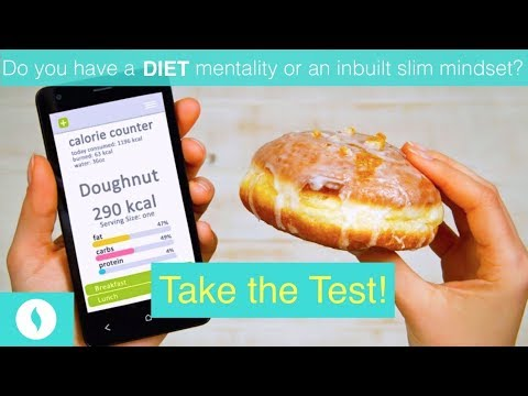Do You Have a Diet Mentality or an Inbuilt Slim Mindset?  Answer these 25 Questions to Find Out