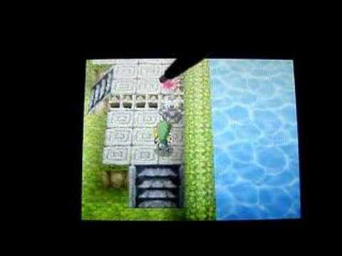 Zelda Phantom Hourglass Maze Island Extreme