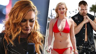 Becky Lynch SAD NEWS....& Seth Rollins Walking Out OF WWE? Renee Young Career Changing Announcement!