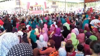 Faida Orator Ulung: Perbaiki Lapangan Desa