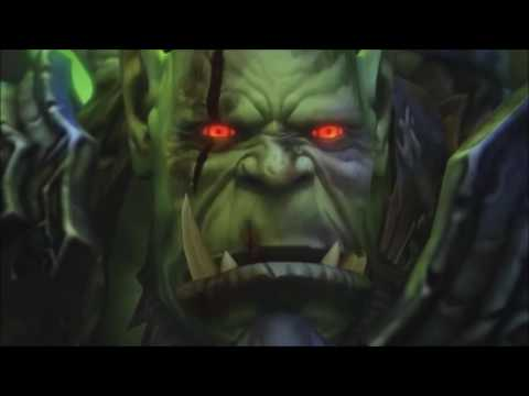 World of Warcraft Legion | The Nighthold 7.1 In Game Cinematic ILLIDAN