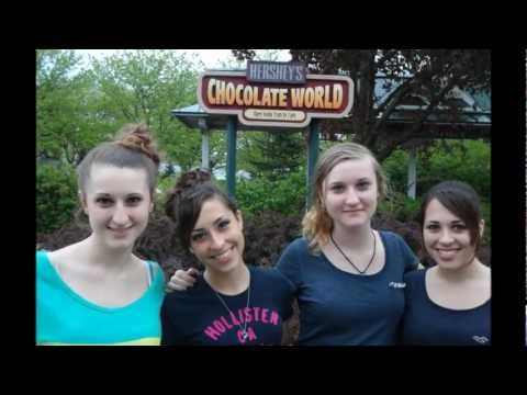 Vlog 3- Hershey Park and New York