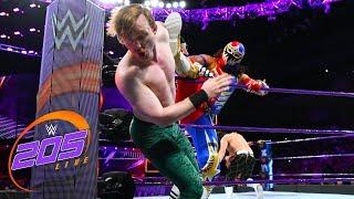 Lince Dorado & Gran Metalik vs. The Brian Kendrick & Jack Gallagher: WWE 205 Live, May 8, 2018