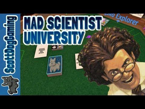 Mad Scientist University - TTS - Penguin Armies & Yo Yo's - ScottDogGaming HD
