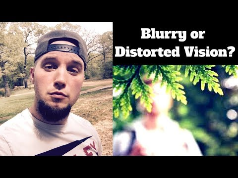 Anxiety and Distorted or Blurry Vision