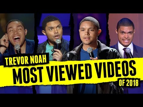 Xxx Mp4 Trevor Noah MOST VIEWED Stand Up Clips Of 2018 In One Video 3gp Sex