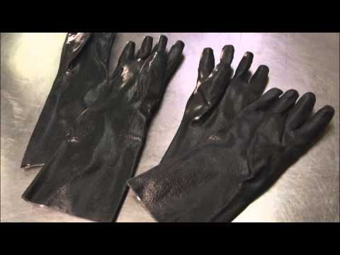 Chemical Protection - Hand Safety
