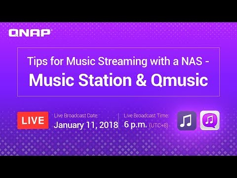 Tips for Music Streaming with a NAS - Music Station & Qmusic