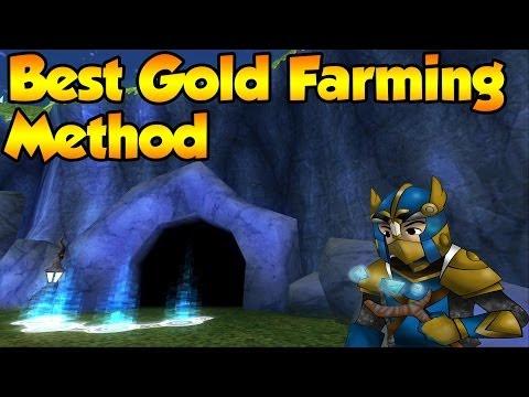 Wizard101: Best Gold Farming Method