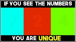 WHAT NUMBER DO YOU SEE? - 98% FAIL | Eye Test