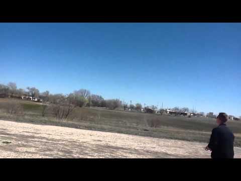 First flight/landing of a hobbyzone super cub dsm rtf.
