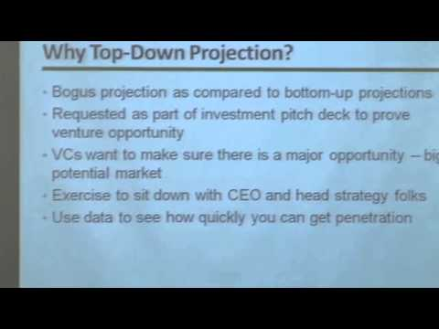 Top-Down FInancial Projections - Startup Financial Planning - Part 6