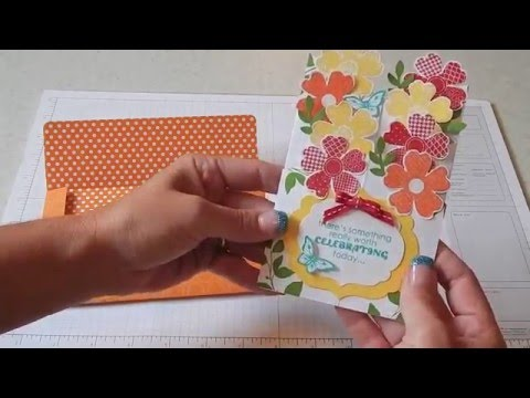 Cascading Card Tutorial