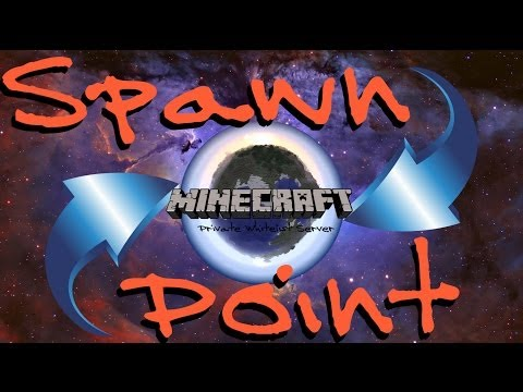 Minecraft Server Edition: Spawn Point Server Tour