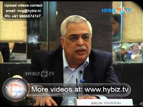 Arun Thukral,  Credit information Bureau (India) Ltd (CIBIL) - hybiz.tv