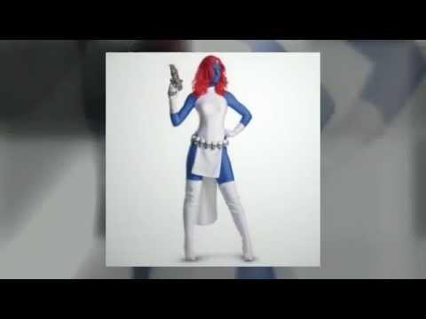 Mystique Costume - X-Men Costumes
