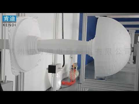 CNC Hot Wire Foam Cutter KD-P Series——www.hot-knife.cn