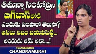 Transgender Chandramukhi Secret Reveals Tamanna Simhadri Entry in Bigg Boss 3 Telugu   Telugu World