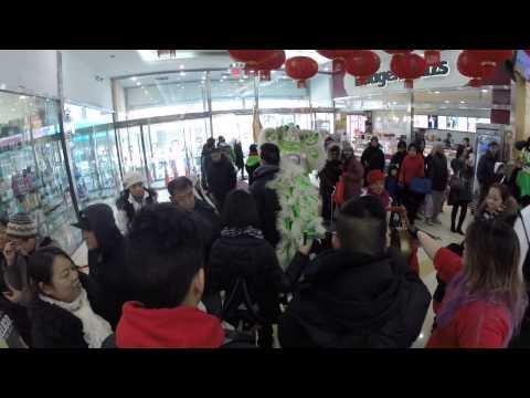 NYHSK CNY 2015 New World Mall (Flushing, NY)