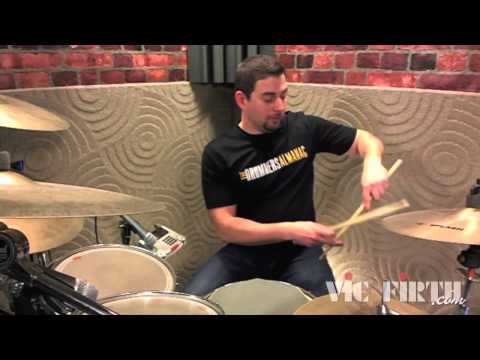 Drumset Lessons with Jay Fenichel: Traditional Grip - Part 1 of 3