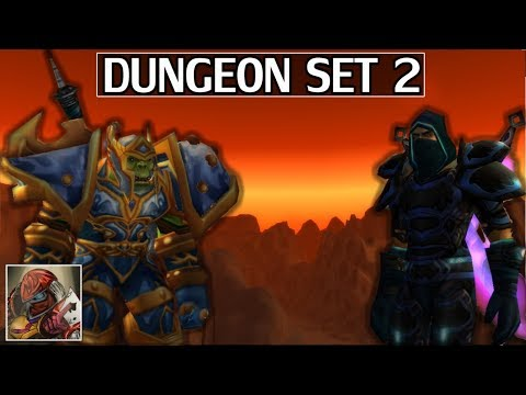 The Tier 0.5 Armor Sets [1/2] - Azeroth Arsenal Episode 7