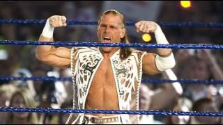 Shawn Michaels WWE asked me to face AJ Styles at WrestleMania 33