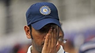 Dhoni Cried After Announcing Retirement: Inside Story
