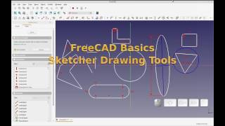 FreeCAD Edit a STL File (Creat a shape from mesh and convert
