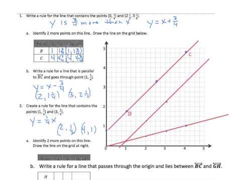 Grade 5 EngageNY Eureka Math Module 6 Lesson 12